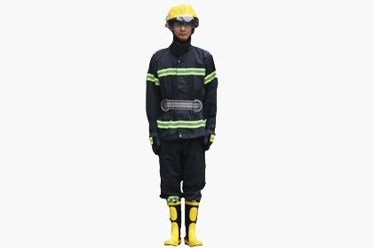 02款消防服