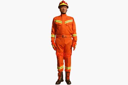 17式消防抢险救援服